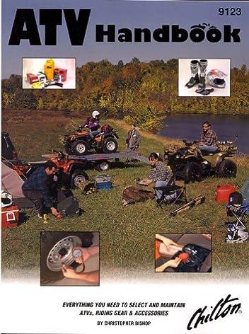 atv handbook haynes repair manuals chilton 9780801991233 amazon rh amazon com Chevy 4x4 Repair Manual Online Repair Manuals