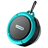 VicTsing Vtin Bluetooth Speakers, Mini Portable Waterproof Speaker Hands-Free Speakerphone