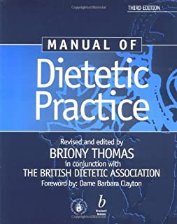 manual of dietetic practice amazon co uk briony thomas jacki rh amazon co uk  manual of dietetic practice 4th edition free download