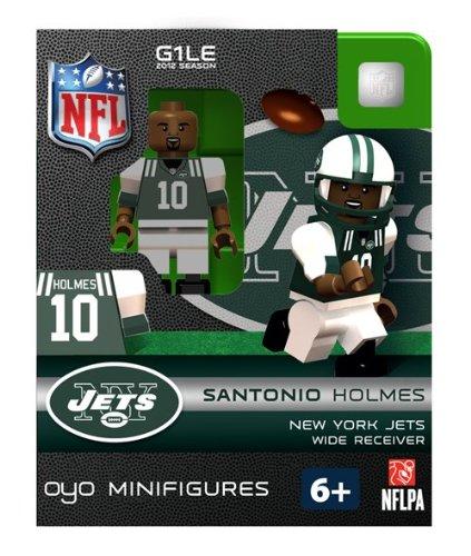 Figurine Football Player - NFL New York Jets Santonio Holmes Figurine