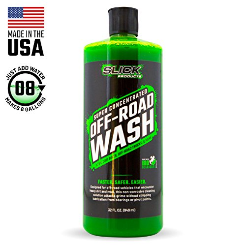 Slick Off-Road Wash, 32oz.