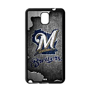 Forever Collectibles MLB Milwaukee Brewers VintageCase for Samsung Galaxy Note 3.