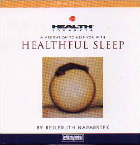 Health Journeys: A Meditation to Help You with Healthful Sleep by Brand: Hachette Audio
