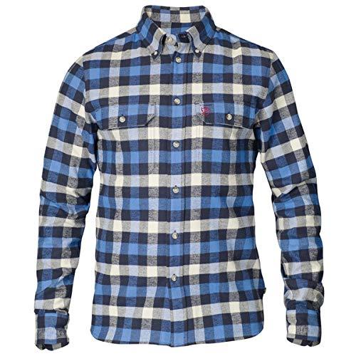 Fjällräven shirt Oberhemd Bleu T Skog yvNn0OPm8w