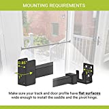 Ideal Security Sliding Patio Door Security Bar with