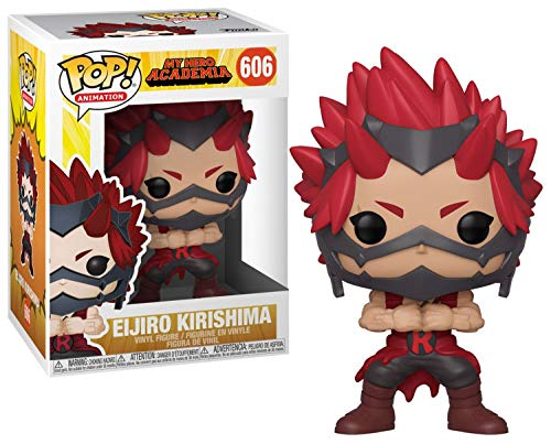 Pop! Figura De Vinil Animation My Hero Academia - Kirishima