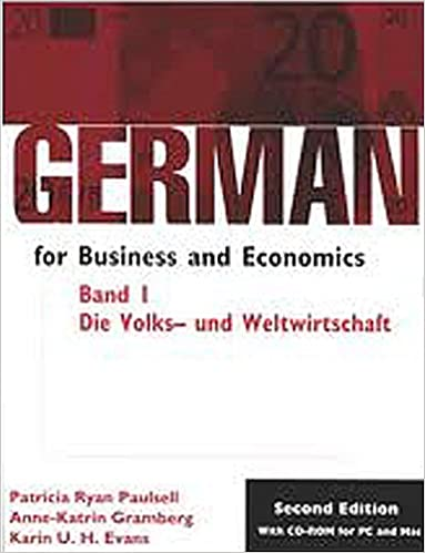 Paras lähde äänikirjojen lataamiseen German for Business and Economics: Die Volks- und Weltwirtschaft Student Text/CD ROM Package 0870135384 PDF CHM ePub