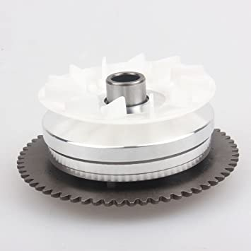Wingsmoto Variator Bell Cooling Fan GY6 Moped Scooter 139QMB Engine Baja Jonway Lance BMX
