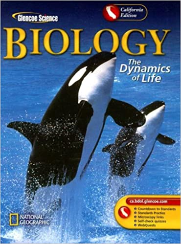 Amazon.com: Biology: The Dynamics of Life, California Edition ...