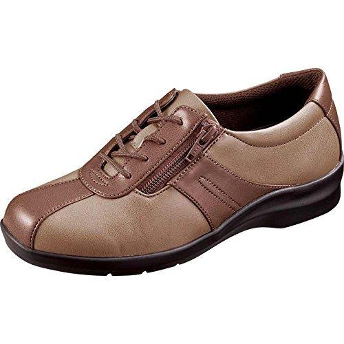 魔法の靴(=GPSインソールシューズ) gps端末を持たずにもたせる EVE195 (22.5, オークコンビ) B06XXGCNZR 22.5 オークコンビ オークコンビ 22.5
