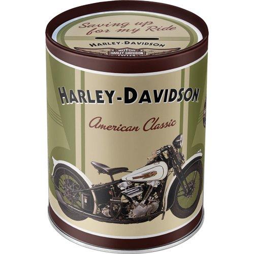 Nostalgic-Art 31002 Harley-Davidson Knucklehead, Spardosen