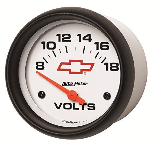 00406 Gauges (Auto Meter 5891-00406 GM Performance Parts 2-5/8