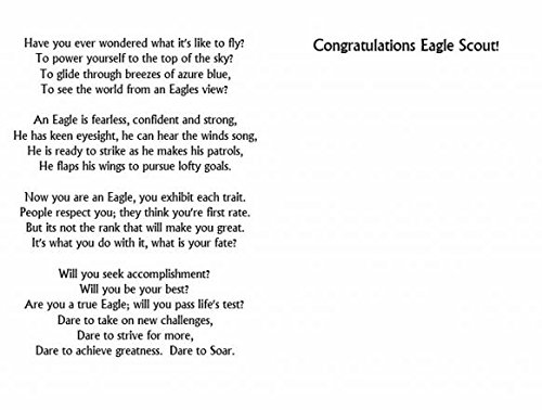 Eagle Scout Congratulations Card: Pack of 6 (3 Designs) Photo #7