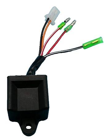 Amazon.com: Tuzliufi Replace CDI Box Yamaha Jog Engine on ... on