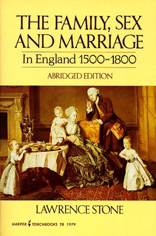 Family,Sex+Marriage In England... Abr.