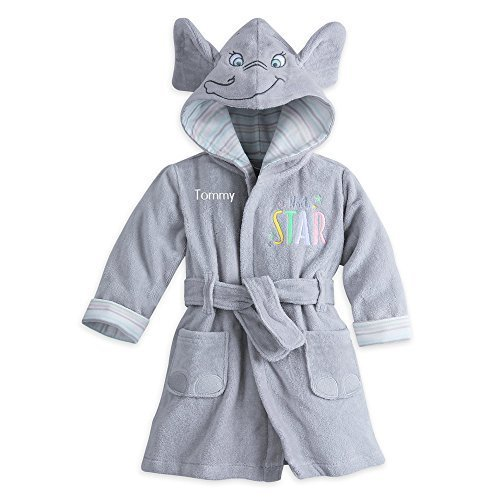 - Dumbo Disney Robe For Baby -Not Personalizable