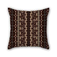 Bohemian Pillow Shams 18 X 18 Inches / 45 By 45 Cm For Indoor Wife Teens Boys Club Coffee House Home With Each Side