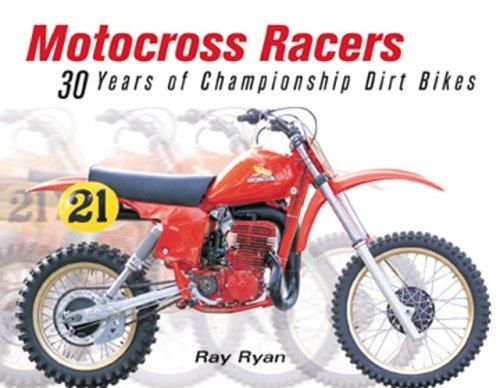 motocross racers years of legendary dirt bikes 30巻 感想 ray 読書