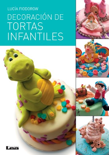 Decoracion De Tortas Infantiles Spanish Edition Kindle Edition - Decoracion-de-tortas-infantiles