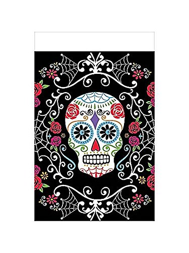 [Day of the Dead Tablecover] (Day Of The Dead Supplies)
