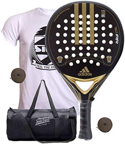 Adidas ZUKUR Ctrl Oro Cromado: Amazon.es: Deportes y aire libre