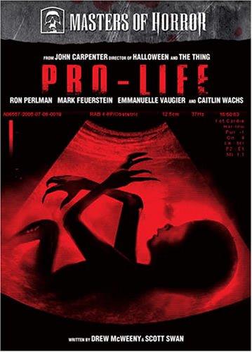 Masters of Horror: Pro-Life [Reino Unido] [DVD]: Amazon.es ...