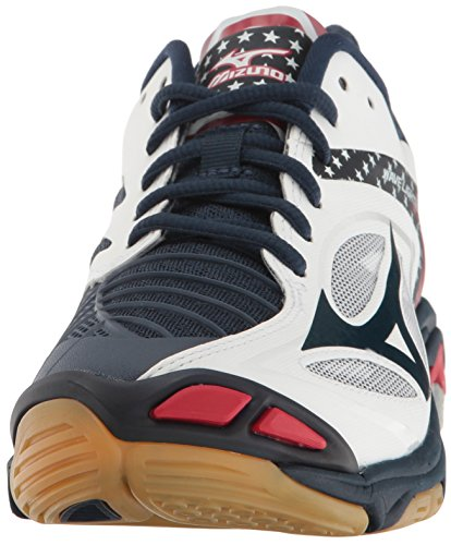 Wave Women's Lightning Stars Mizuno Stripes Z3 Shoe Volleyball vOP6CwCq