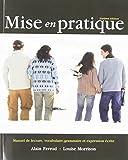 img - for Mise en pratique: Manuel de lecture, vocabulaire, grammaire et expression ecrite (6th Edition) book / textbook / text book