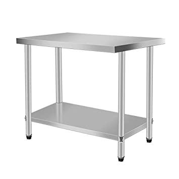 Amazon.com - thebestshop99 Rolling Stainless Steel Top ...