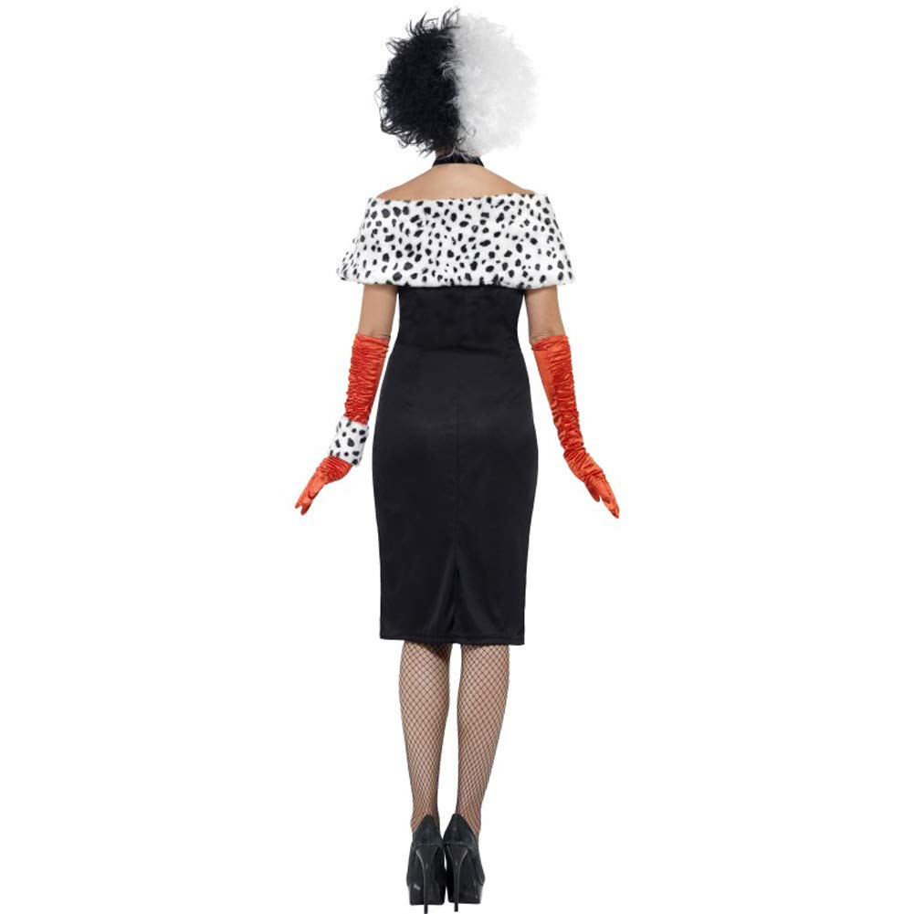 Smiffys Evil Madame Costume Woman Fancy Dress: Amazon.es ...