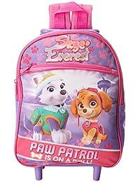 "Paw Patrol ""Skye & Everest"" Mini Rolling Backpack - purple, one size"