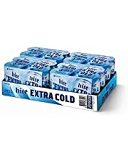 Hite Beer Extra Cold (1 carton: 24 cans x 355 ml)