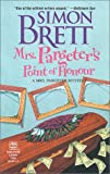 Mrs. Pargeter's Point of Honour (Wwl Mystery)