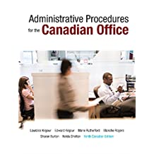 Administrative Procedures for the Canadian Office, Ninth Canadian Edition,