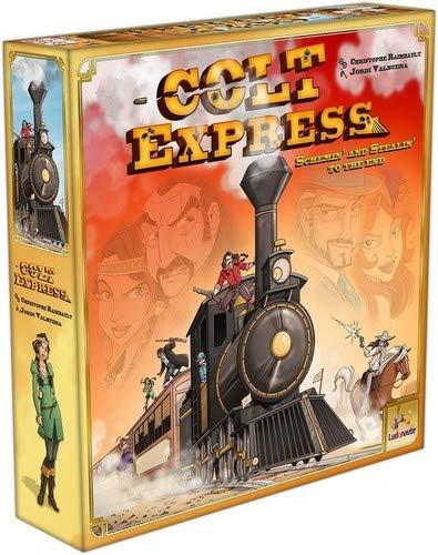 Super Train Express - Colt Express
