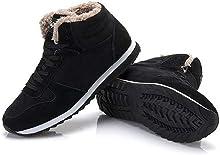 KAL Fashion Women Winter Snow Boots Keep Warm
