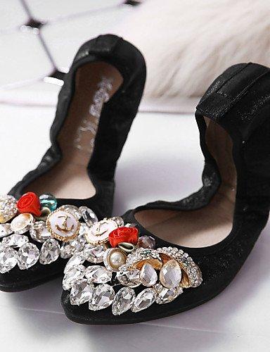 mujer zapatos PDX piel tal de de w5B0Bt