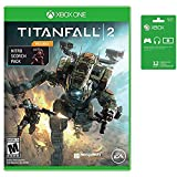 Microsoft Xbox Live 12 Month Gold Membership & Xbox One Titanfall 2 Bundle