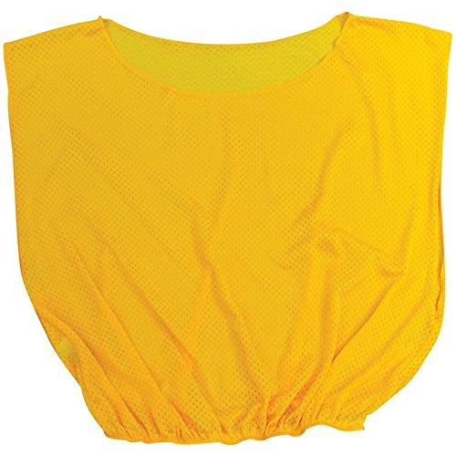 Champro Scrimmage Vest (Gold, - Reversible Hockey Jerseys