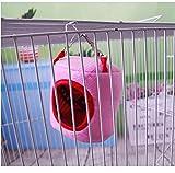 Da.Wa 1pcs Flannel Cute Hammock Hanging Bed Nest