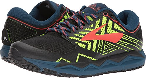 Brooks Men's Caldera 2 Blue/Nightlife/Black 9.5 D US