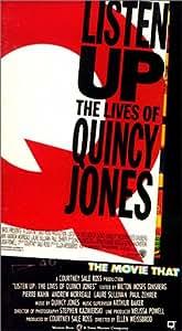 Listen Up: Lives of Quincy Jones [VHS]