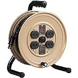 ハタヤ 温度センサー付コードリール単相100V10M JS101S
