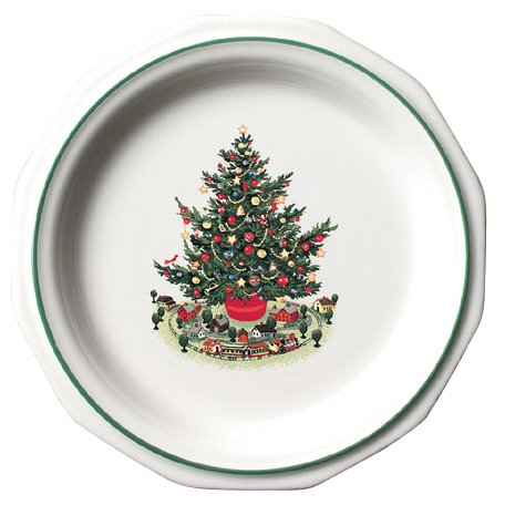 Pfaltzgraff Christmas Heritage 6-3/4-Inch Individual Salad Plate