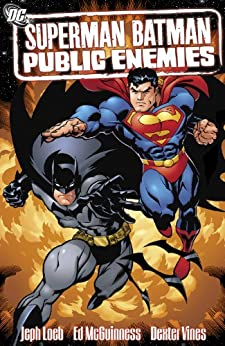 Superman/Batman Vol. 01: Public Enemies (Superman/Batman (Graphic Novels)) por [LOEB, JEPH]