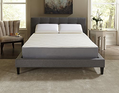 (CoutureSleep 10 inch Renew Memory Foam Mattress-Queen)