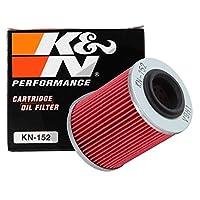 Filtro de aceite de alto rendimiento K&N KN-152 Powersports
