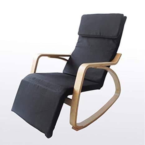 Astounding Amazon Com Geqwe Rocking Chair Nordic Rocking Chair Easy Beatyapartments Chair Design Images Beatyapartmentscom