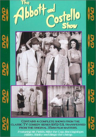 The Abbott & Costello Show, Vol. 5: Police Academy/Charity Bazaar/Killer's Wife/Well Oiled -