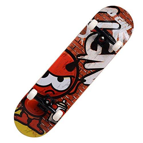 GranVela BabyDemon 31-Inch Complete Skateboard
